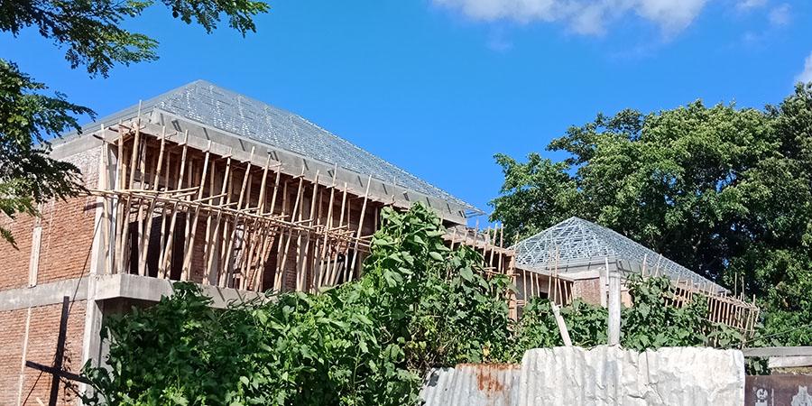 Besi Baja Ringan Mutiara Residence Bali