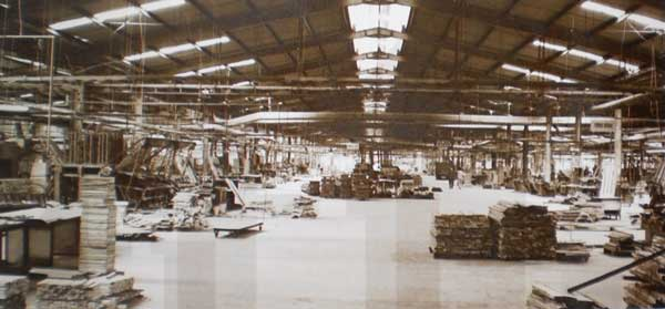 Pabrik Panel Pintu